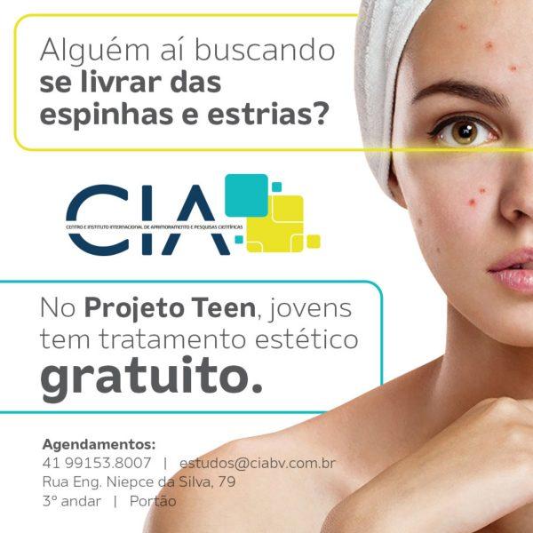 Projeto Teen